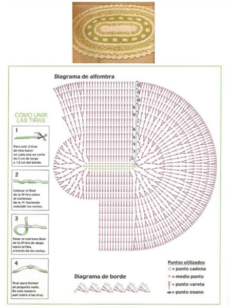crochet oval rug pattern 581 best images about crocher on filet crochet charts and doilies crochet