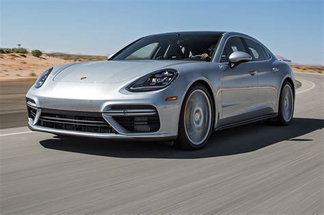 porsche car 4 door 2017 porsche panamera first test review the ultimate four