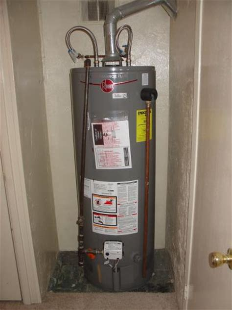 Tankless On Demand Water Heater Installation at The Home Depot