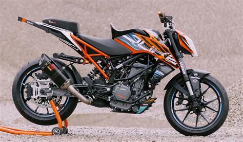 Modified Bikes For Stunts by Check Out Rok Bagoros 2018 Ktm 250 Duke Stunt Bike