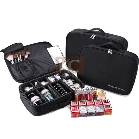 Murah Pouch Organizer Travel Bag Ts17 profissional cabeleireiro carry 2 em 1