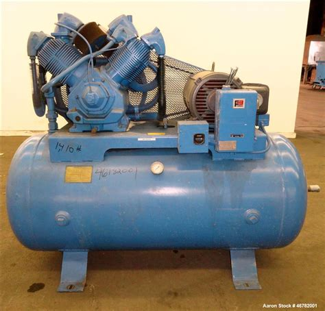 used two stage reciprocating air compressor mod