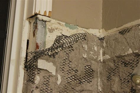 removing steel bathtub how to remove a tile tub surround with metal mesh