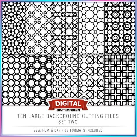 islamic pattern dxf new cutting files svg dxf and fcm pinterest