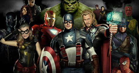 jadwal film marvel 2015 jadwal tayang film marvel hingga 2019