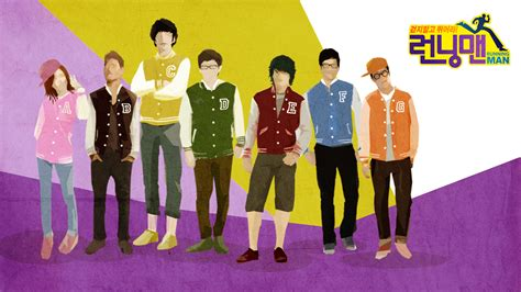 running man android wallpaper running man cartoon running man hd wallpaper wallpaper
