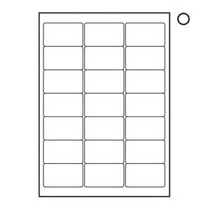 4 Labels Per Sheet Template by Mailing Labels Tower Products