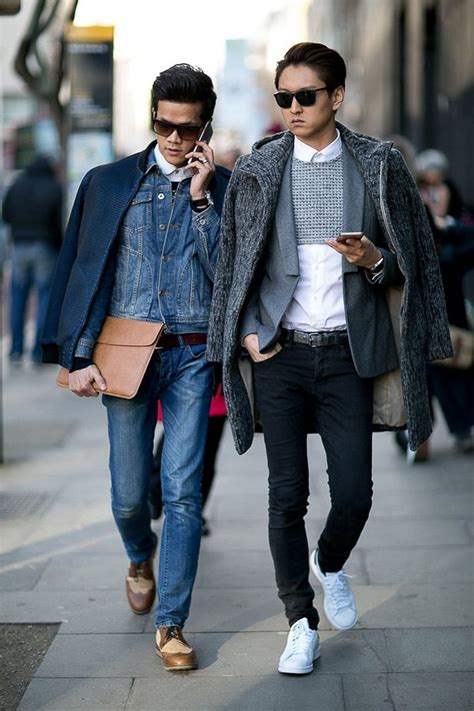 best fashion for boys 2015 the best street style at london menswear 2015 collections