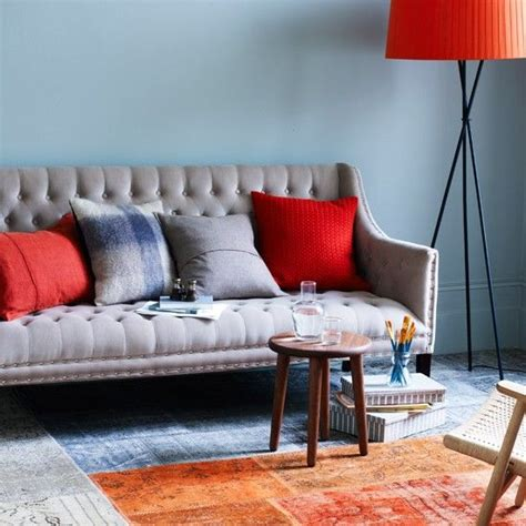 Living Room In Blue And Orange 25 Best Ideas About Orange Living Rooms On