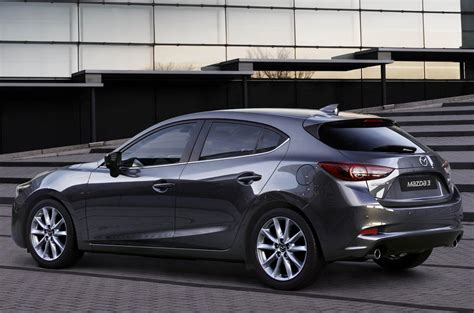 facelifted mazda 3 revealed autocar