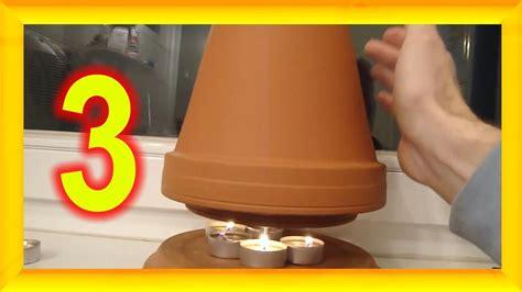 zimmer heizen ohne heizung 3 gr 252 nde warum besser jeder eine teelicht ofen kerzen