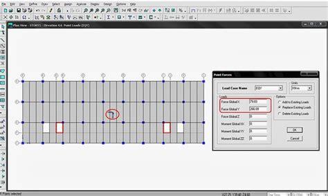 tutorial sap 2000 untuk gedung tutorial belajar sap 2000 dan etabs ud aurelia sanjaya