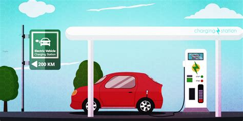 electric vehicles charging stations electric vehicle charging stations will spread all