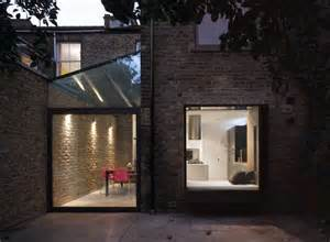 House Extension Design Ideas Uk London House Extension Competition E Architect