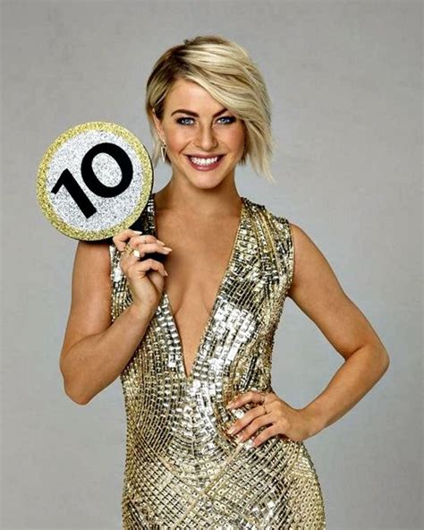 how to julianne hough s v shaped look by riawna capri 731 best julianne hough images on pinterest hairstyles