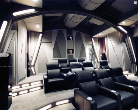 star wars house epic star wars home theater designed by tpm master slashgear