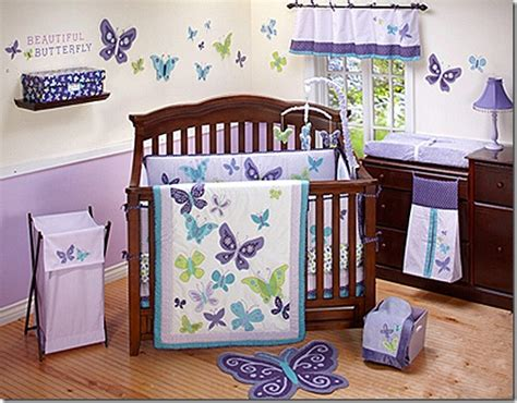 butterfly room decor nojo infant bedding nursery boy or decorating tips