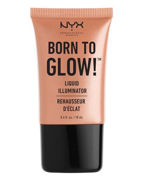 Nyx Illuminator born to glow liquid illuminator by nyx professional makeup