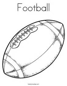 football coloring sheets football coloring page twisty noodle