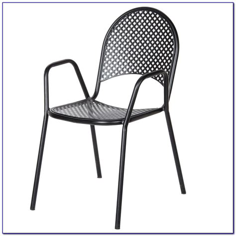 Black Patio Chairs Black Metal Patio Chairs Patios Home Design Ideas Wwjjg4yrvz