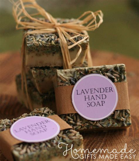 Handmade Lavender Soap Recipe - lavender soap recipe
