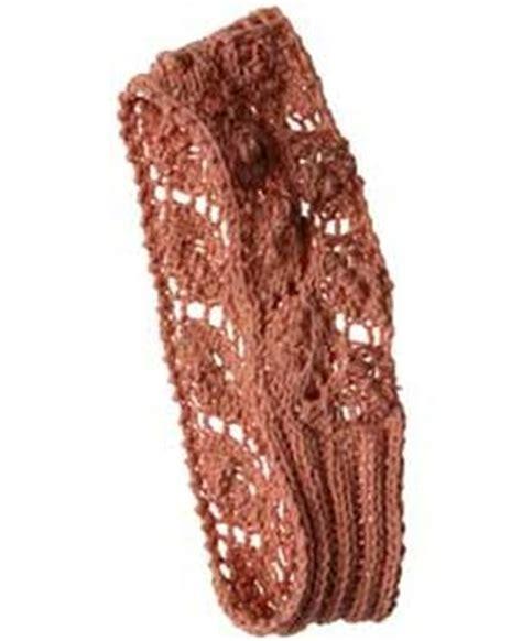 knit lace headband pattern lace headband pattern knitting patterns and