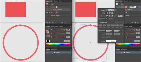 how to fill color in illustrator illustrator stroke color appears lighter than same fill