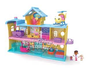 toy fair play readies doc mcstuffins toy hospital collection