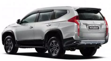 mitsubishi indonesia 2016 pajero sport 2016 indonesia auto sporty
