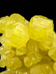 what color is sulfur sunburst yellow sulfur irocks minerals