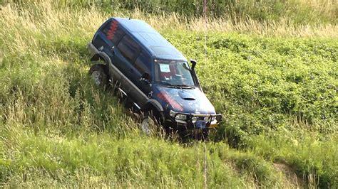 nissan terrano off road off road nissan terrano ii świdnica part 2 youtube