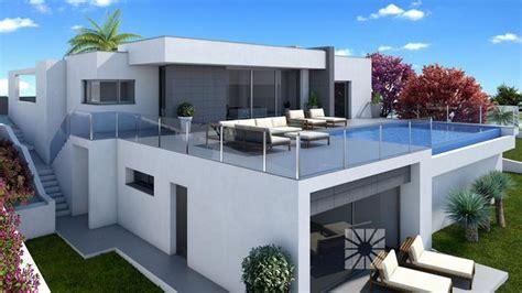 Modern Villas Luxe Moderne Villa S In Aanbouw Te Koop Spanje Spanje