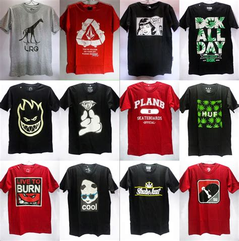 Kaos Billabong Ori surf skate tees september 2014