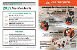 yard wins innovation award