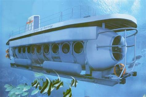 odyssey submarine bali underwater adventure voyage of