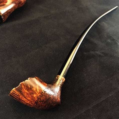 Handmade Pipe - mt lyell churchwarden tobacco pipe