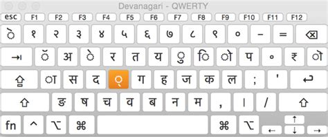 hindi qwerty layout how to type hindi on a macbook quora
