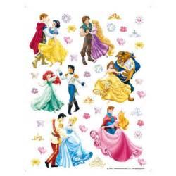 disney prince amp princesses giant stickers kidsbedrooms children bedroom specialist