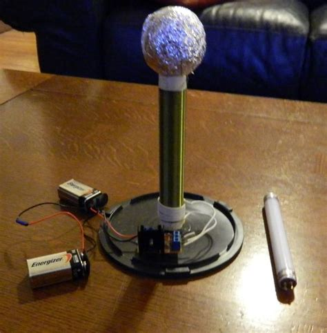 Cheap Tesla Coil How To Build A Slayer Exciter 4 Steps With Pictures