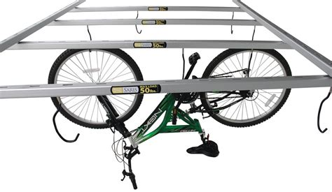 bike ceiling mount saris cycle glide bike storage system ceiling mount 4
