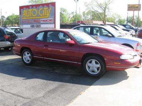 car owners manuals for sale 1995 chevrolet monte carlo security system carsforsale com search results