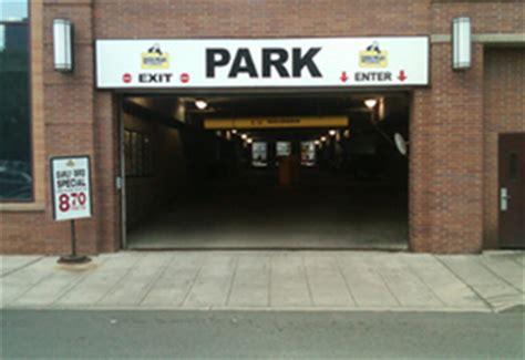 24 Hour Parking Garage by Parknsave Shop