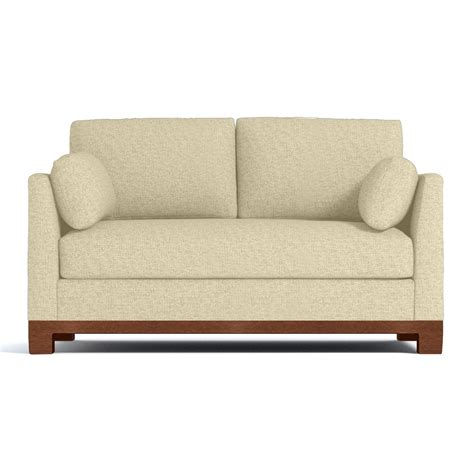 apartment size sectional sleeper sofa avalon apartment size sleeper sofa choice of fabrics apt2b