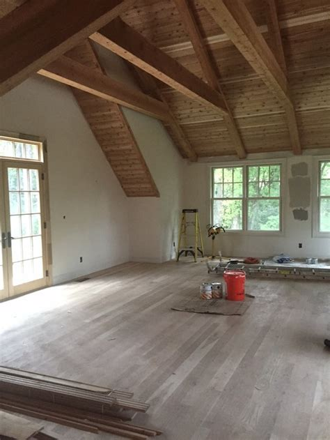 paint color help needed for large room with cedar ceiling