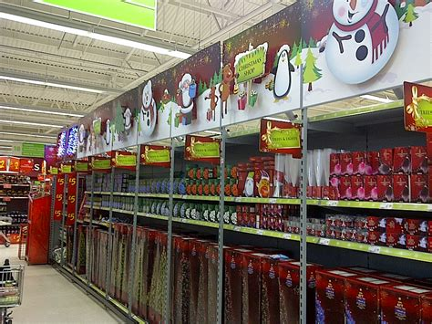 kroger wetlake christmas decorations early december how are the retailers set for up asda grocery insight
