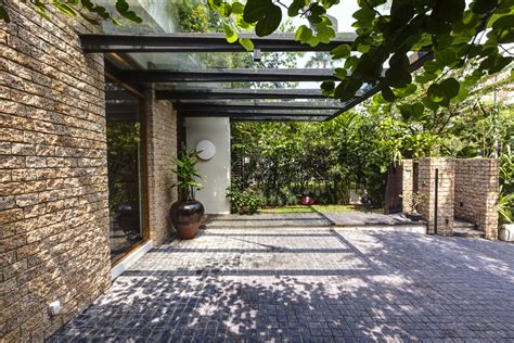 House Patio Design Home Design In Harmony With Nature
