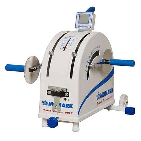 Bench Press Standard Monark Rehab Trainer 881 E Ergometer
