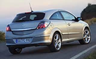 Opel Astra 2008 Car And Driver