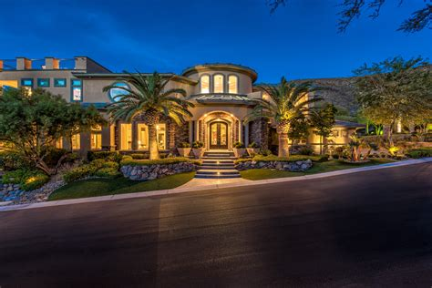 3 million dollar million dollar homes in las vegas for sale 1m 3m