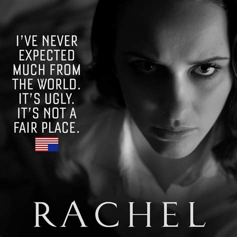 rachel from house of cards top ten most powerful characters on the house of cards top ten tv